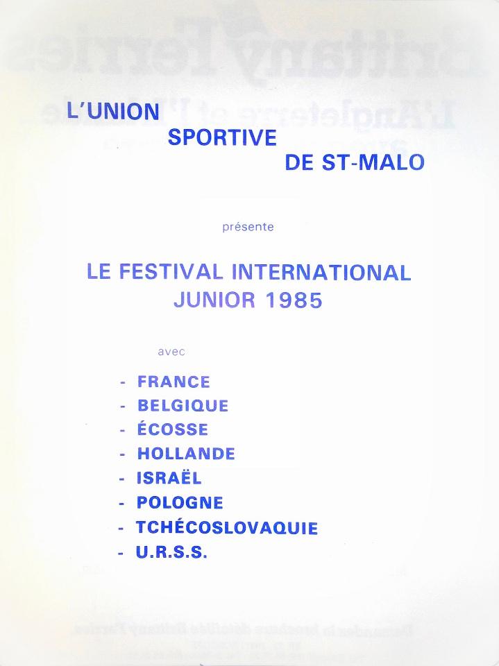 Festival International de Football Junior